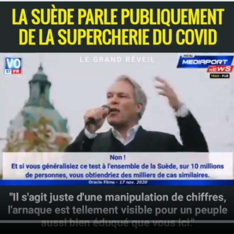 Professeur J.B. Fourtillan : «Pasteur a créé le virus Covid19»