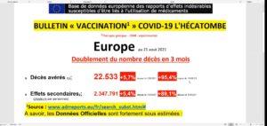effets secondaires des vaccins